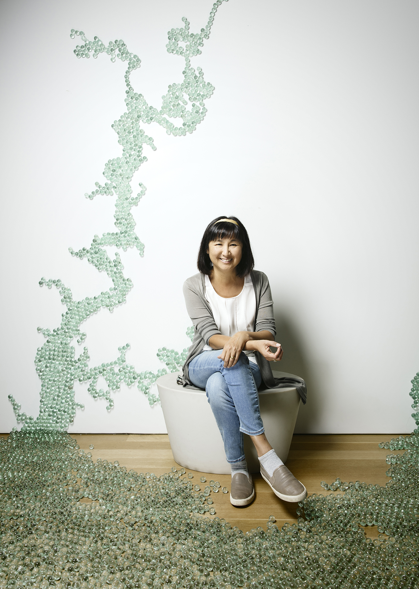 Maya Lin by Matt Furman - www.furmanfoto.com