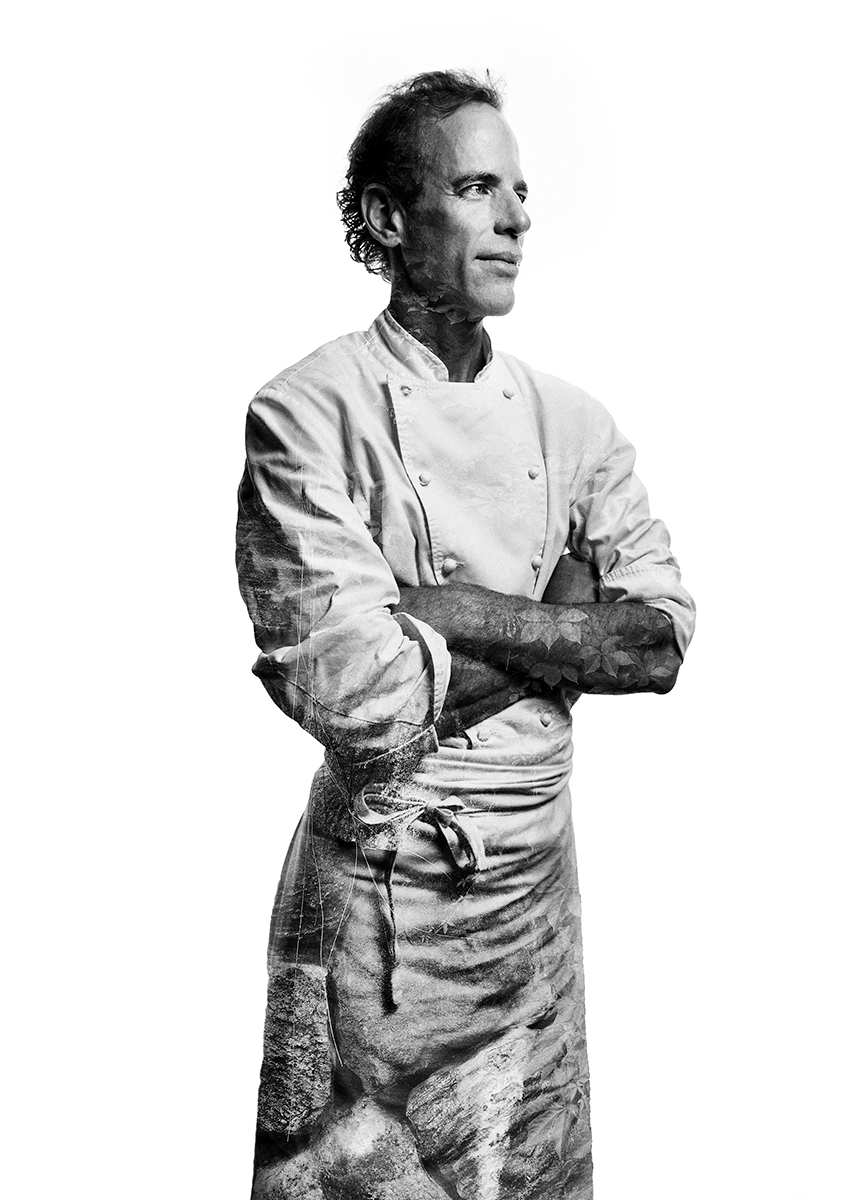 Chef Dan Barber by Matt Furman - www.furmanfoto.com