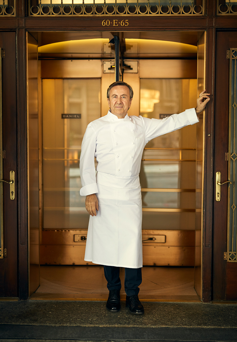Chef Daniel Boulud by Matt Furman - www.furmanfoto.com
