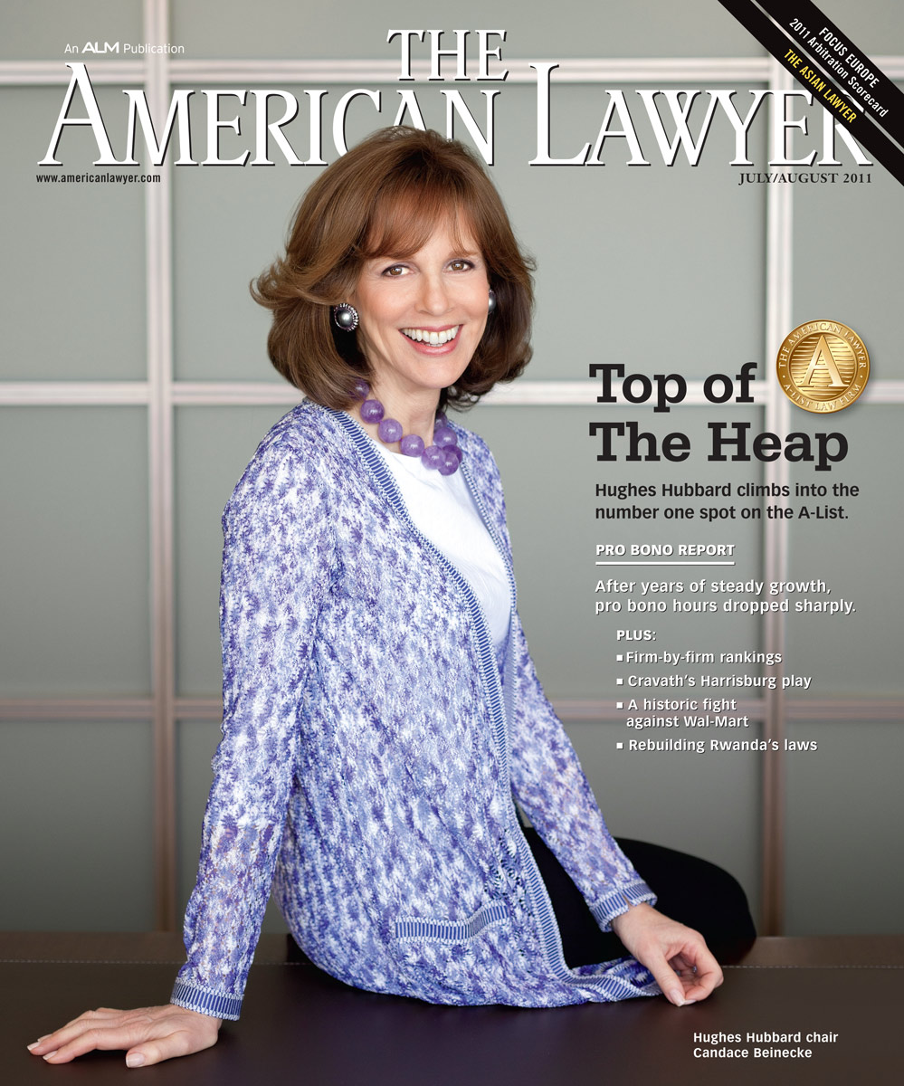 American Lawyer Magazine