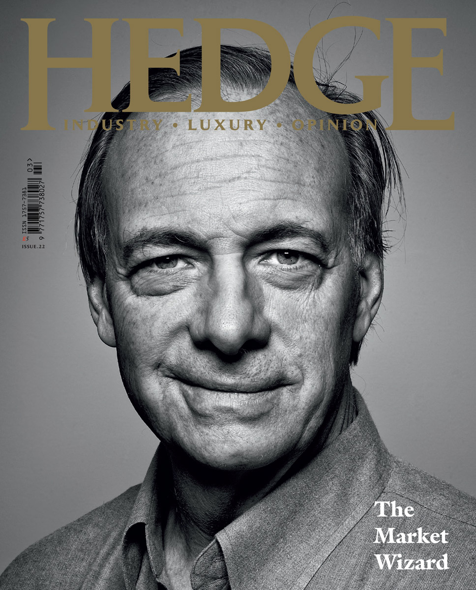 Ray Dalio for Hedge Magazine