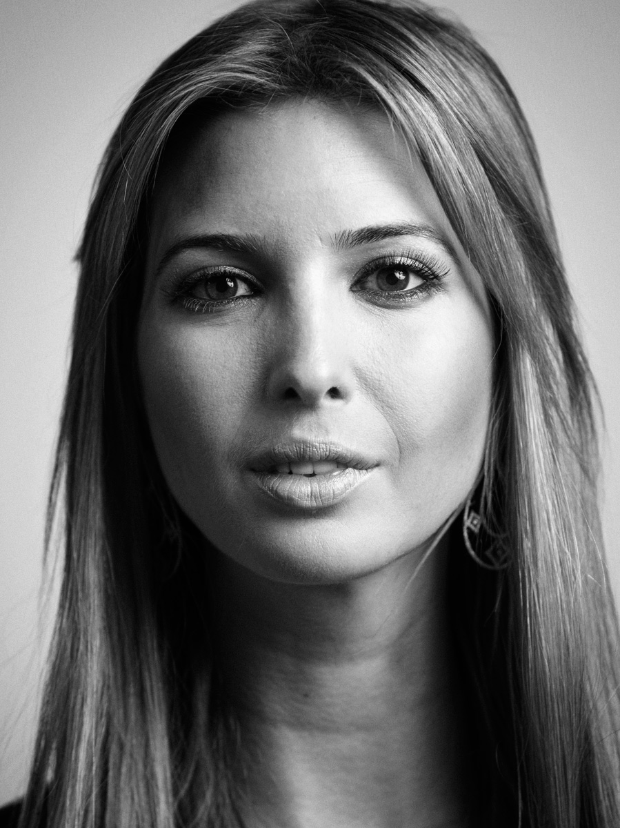 Ivanka Trump by Matt Furman - www.furmanfoto.com