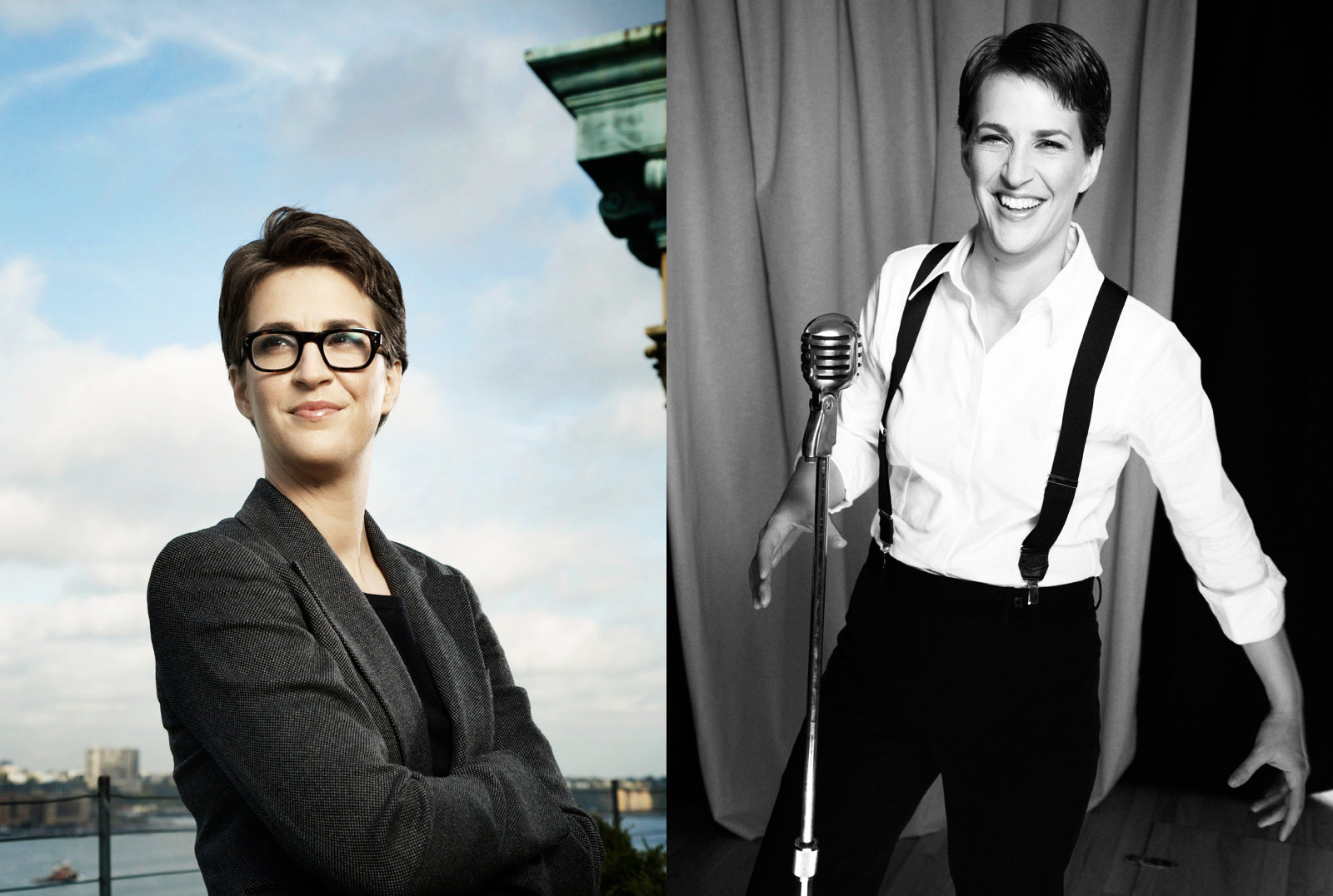 Rachel Maddow by Matt Furman - www.furmanfoto.com