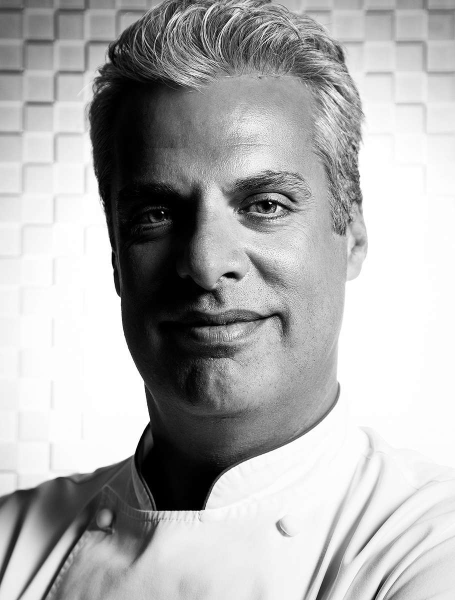 Chef Eric Ripert by Matt Furman - www.furmanfoto.com