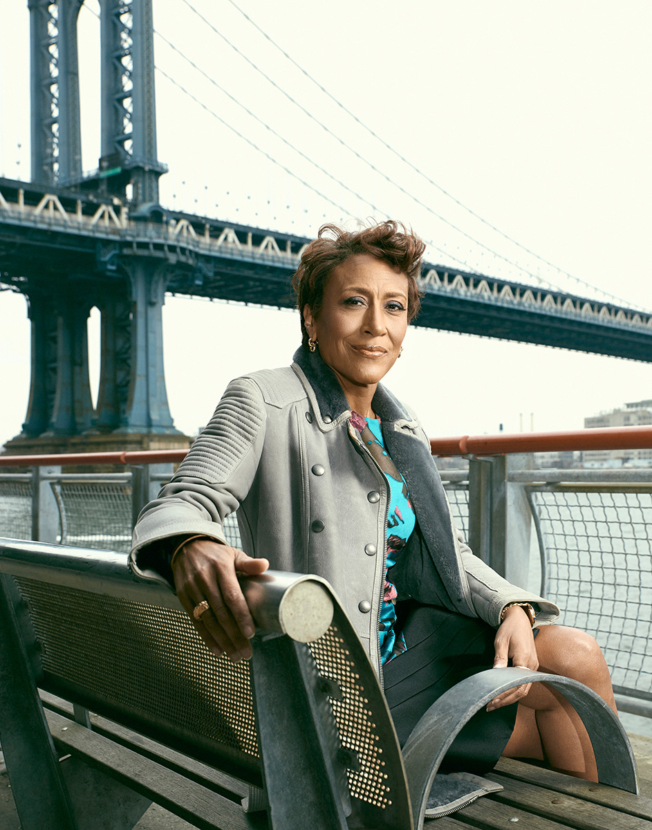 Robin Roberts by Matt Furman - www.furmanfoto.com